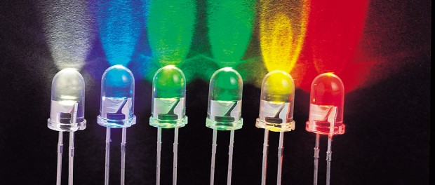 หลอดไฟ LED นาโน